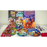 Dvd - Scooby-doo Noite Arabias, Lobisomem, Tenda Do Circo