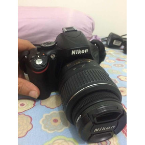 Nikon D5100 Muito Conservada!