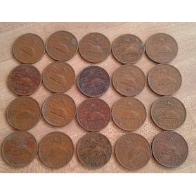 Monedas Antiguas Mexicanas Diferentes Denominaciones