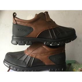 a7d59ea0e572a Zapatos Marca Polo Ralph Lauren Talla Usa 9.5 Miden 28cms