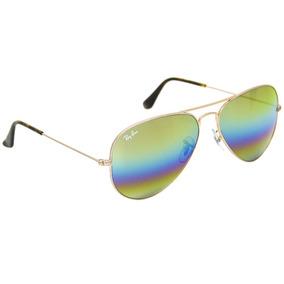 9389595ec2e3f Ray Ban Aviador 3025 Vermelho - Óculos no Mercado Livre Brasil