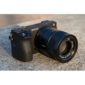 Câmera Sony Alpha A6500 Somente Corpo Mirrorless 6 Meses Uso