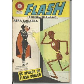 Hq Flash O Homem Relampago 68 (1ª Ebal) Nº 14