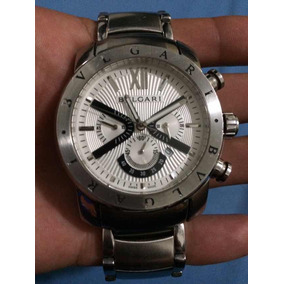 e531d14626f Relogio Bvlgari Iron Man Automatico - Relógio Bvlgari Masculino no ...