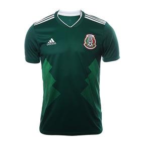 Camiseta Titular Del Monterrey De Mexico 2018 - Camisetas en Mercado ... 79bd7ed7418