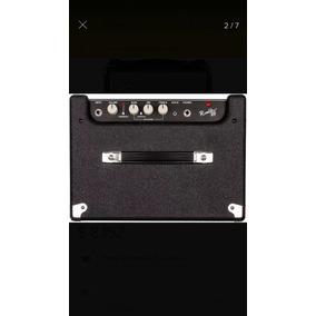 Fender Amplificador De Bajo 25 W