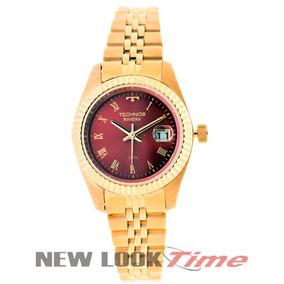 90bd7924f03 Relógio Technos Feminino Emborrachado Modelo 6p29ia 4r - Relógios De ...