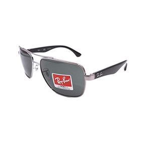 e66cf9ee5eb81 Oculos De Sol Rayban Rb3449 004 71 Com Nf - Óculos no Mercado Livre ...