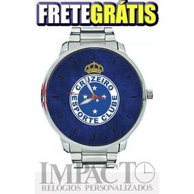 c419ff61fd Uniforme Cruzeiro Feminino - Joias e Relógios no Mercado Livre Brasil