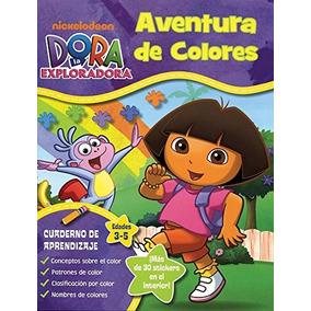 98a91af65 Libro Dora La Exploradora Aventura De Colores - Nuevo