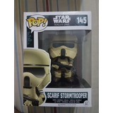 Funko Pop Star Wars Scarif Stormtrooper