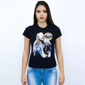 Camiseta Guns N Roses Feminina Renner Tamanho U - Camisetas no ... 5273602adb3
