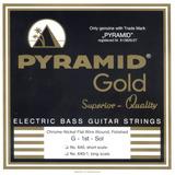 Cuerdas Bajo Pyramid Flatwound 40-105 The Beatles Germany
