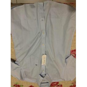 Camisa Social Lacoste Manga Curta - Camisa Masculino no Mercado ... bd26df7181