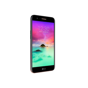 Smartphone Lg K10 (2017) | Borde Curvo Negro Liberado 4g Lte