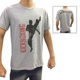 a24cfe81f2a50 Camisa Kung Fu - Artes Marciais e Boxe no Mercado Livre Brasil