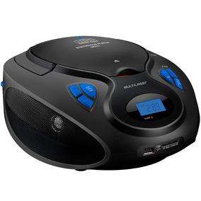 Caixa De Som Bluetooth Multilaser 20rms Sp223