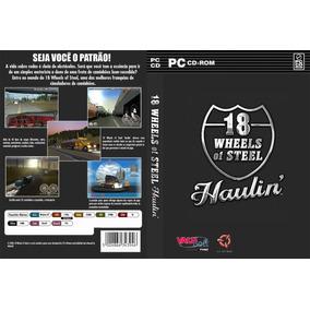 18 wheels of steel haulin brasil ps2