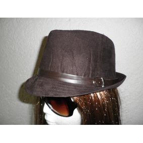 Boina-sombrero Gorra De Gamusa Dama Fedora Hispter 39157e7305e