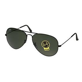 0fa0c8f0e8 Gafas Ray Ban Aviador Hombres Negra - Ropa y Accesorios en Mercado ...