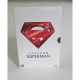 Coleção Superman 3 Dvd
