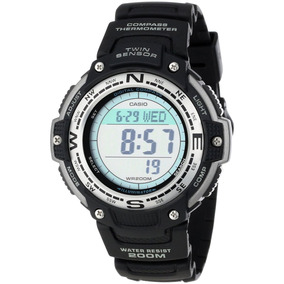 1ebac4054a2 Casio Sgw 100 Esportivo Masculino - Relógio Casio no Mercado Livre ...