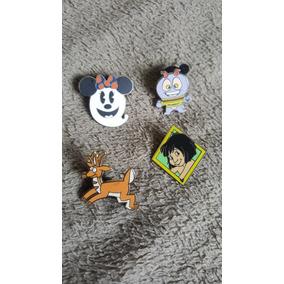Qualquer Disney Pin Por R$30