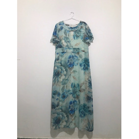 Vestido Moda Evangélica - Maria Amaral
