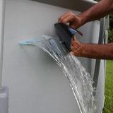 Fita Pvc A Prova Da Água Forte Do Reparo Do Vazamento.