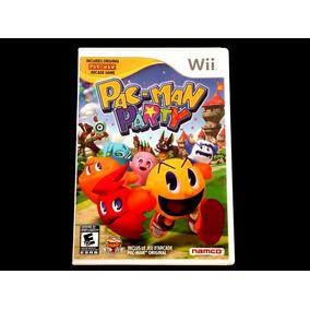 Juegos Para Wii De Pacman En Mercado Libre Mexico