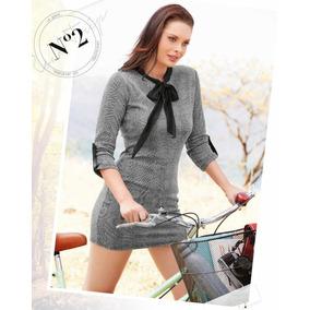 bd5f6dfb1 Vestidos Pegados Negro Casuales Mujer - Vestidos de Mujer Textura en ...