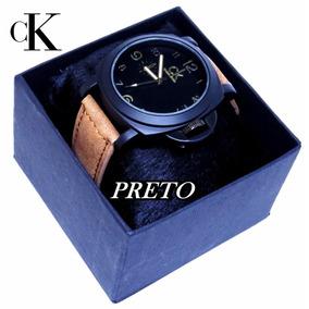 e72c234a264 Caixa De Presente Camurça - Relógios no Mercado Livre Brasil