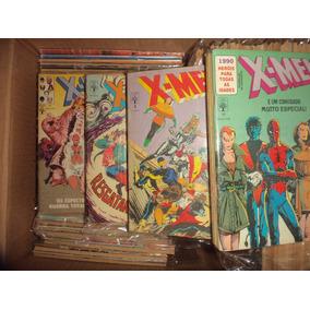 X Men 1 A 141 Completa Editora Abril 1987 Frete Gratis