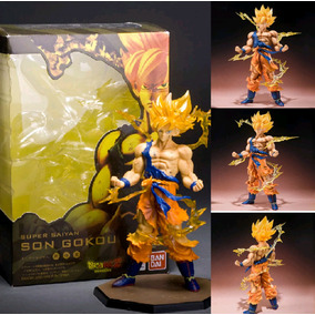 Boneco Goku Super Sayajin Dragon Ball Z Action Figures