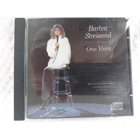 Cd Barbra Streisand One Voice 1987