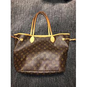 8fcebed15 Bolsa Louis Vuitton Neverfull Clon - Bolsas Louis Vuitton Blanco en  Distrito Federal en Mercado Libre México