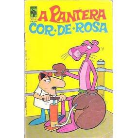 Gibi A Pantera Cor-de-rosa Nº 16