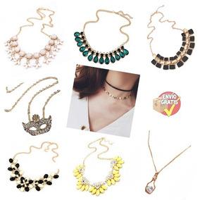 3c42047d2fbd Collar De Moda Por Mayoreo - Collares y Cadenas Fantasia en Mercado ...