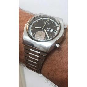 37d8b834f15 Relogio Seiko Cronografo Automatico Antigo - Joias e Relógios no ...