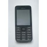 Celular Nokia De Dois Chp 2 Chip Nokia 208 Usado