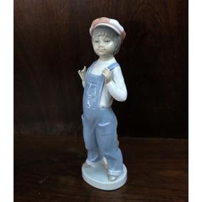 695ca8770 3 Antiguas Figuras Porcelana Lladro - Decoración Antigua en Buenos ...