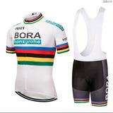 Conjunto Campeão Mundi Bretelle Top Bike Ciclismo Speed Mtb