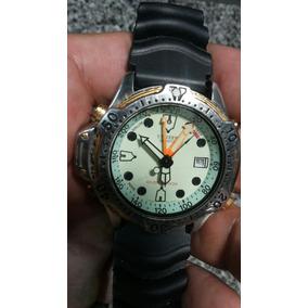 44e1bed29a4 Relogio Swatch Serie Ouro Cara Verde - Relógios no Mercado Livre Brasil