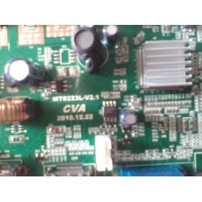 Tarjeta Main Tv - Monitor Utech Mt8223l