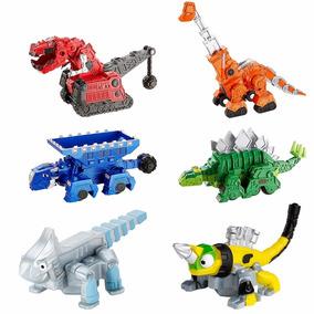 Dinotrux Mattel - Ty Rux, Garby, Ton-ton, Skya, Revvit & Ace