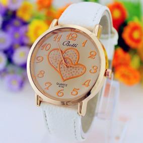 Relojes Corazón Mujeres + Envio Gratis