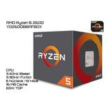 Procesador Amd Ryzen 5 2600 10/10 Como Nuevo