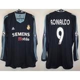 Camiseta Real Madrid 2003 Ronaldo - Fútbol en Mercado Libre Argentina 1e5ca1b46176f