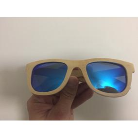 Lentes Gafas Para Sol Madera Bambu Bamboo