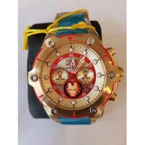 e60836c8708 Bulgari Homem De Ferro Invicta - Relógios De Pulso no Mercado Livre ...